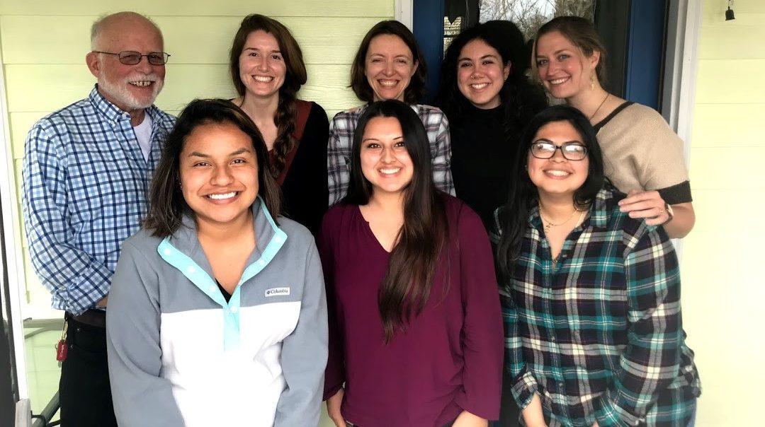 UNC Students Visit Ocracoke | Philip Howard