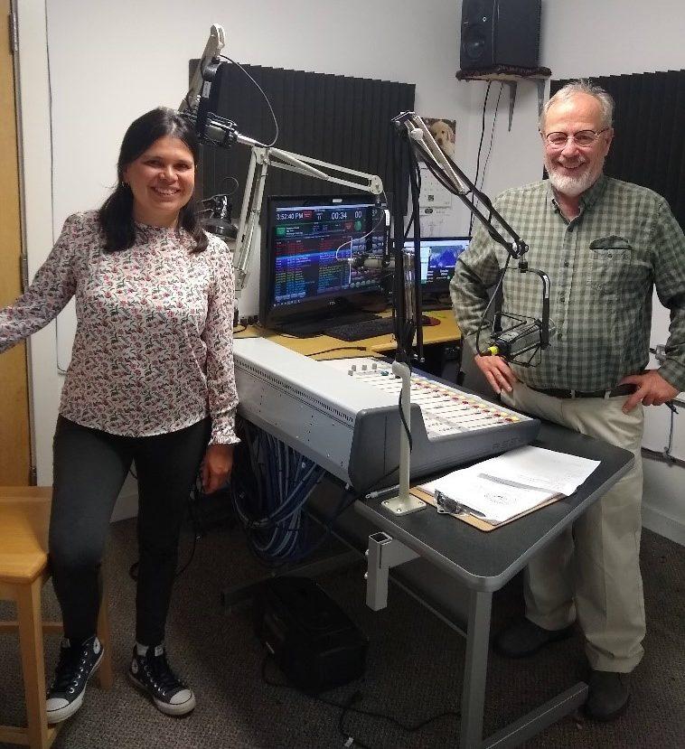 UNC Students Visit Ocracoke | WOVV Radio Station