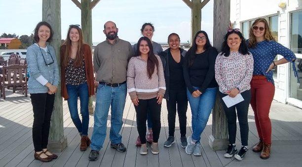 UNC Students Visit Ocracoke